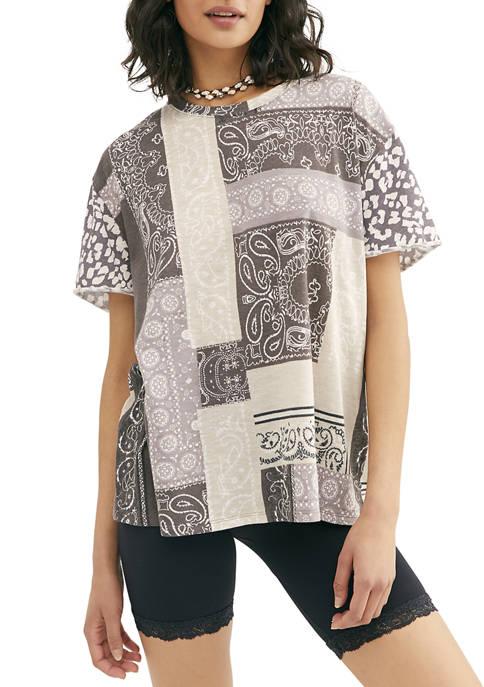 Printed Clarity T-Shirt