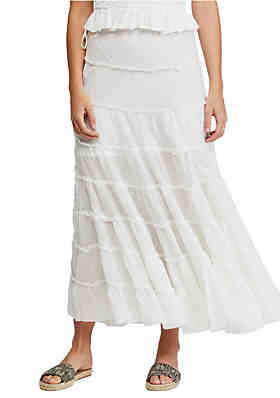 4f8e4547c Free People Stuck in a Moment Skirt ...