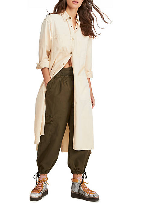Free People Fearless Maxi Top