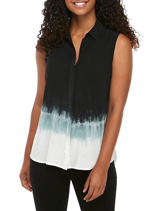 Fever Ombre Tie Dye Tank