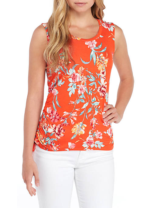 Belle du Jour Cinched Side Tank