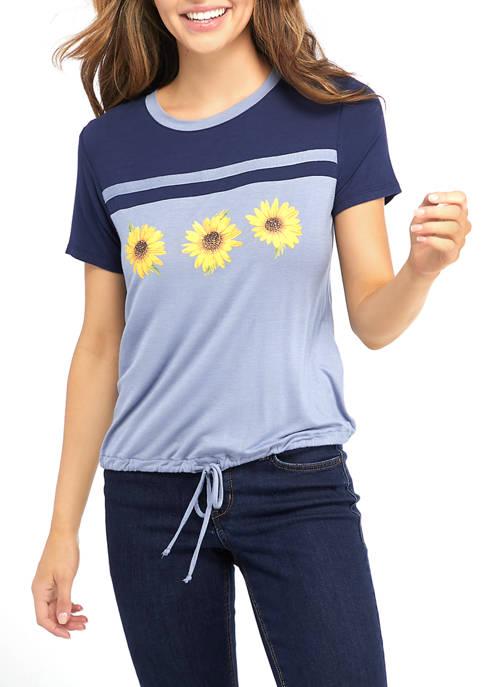 Belle du Jour Juniors Graphic T-Shirt