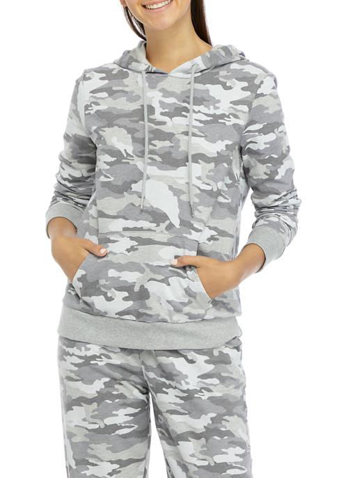 Belle du Jour Juniors Long Sleeve Fleece Hoodie