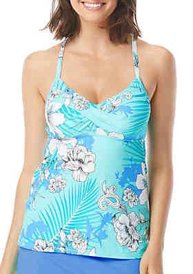 ef93769c2ac19 Beach House Lucy Twist Tankini Swim Top ...