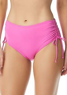 1695eb9195 ... Beach House Hayden High Waisted Side Tie Bikini Swim Bottoms