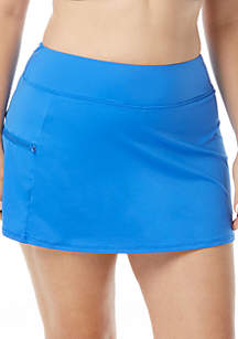 Plus Size Emma Swim Skort