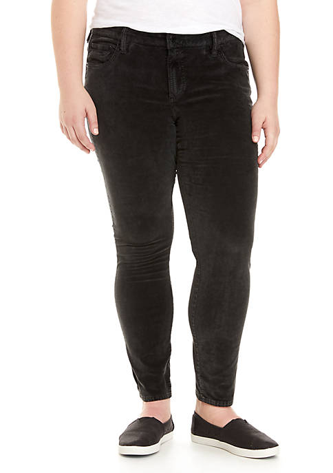 Plus Size Ginger Skinny Jeans