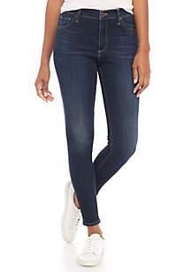 Lucky Brand Straight Leg Denim Jeans