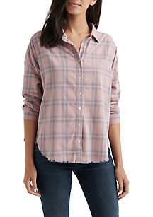 Lucky Brand Corduroy Shirt