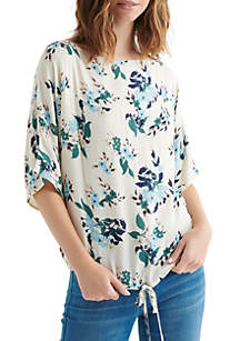0ee9ecbc90f4b ... Lucky Brand Floral Boat Neck Top