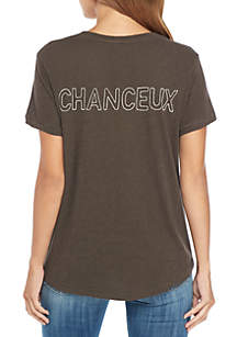 Chanceaux Graphic Tee