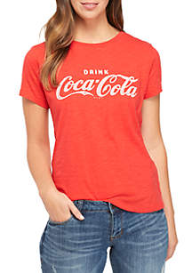 Coca Cola Classic Graphic Tee