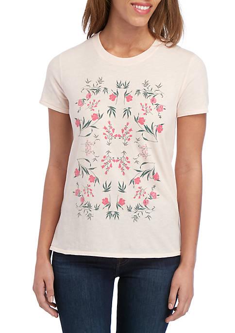 Lucky Brand Mosaic T Shirt
