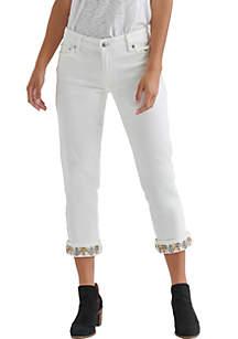 Lucky Brand Sweet Crop Pants