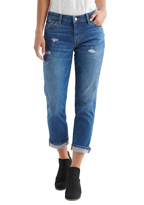 Sweet Crop Jeans