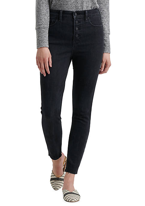 High Rise Bridgette Skinny Jeans