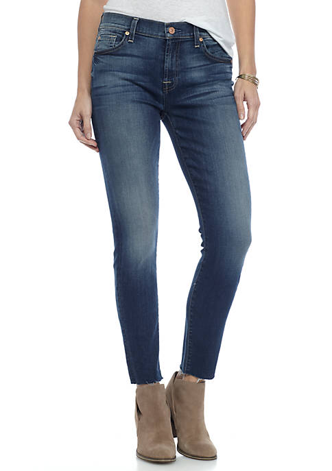 7 For All Mankind® The Skinny With Squiggle