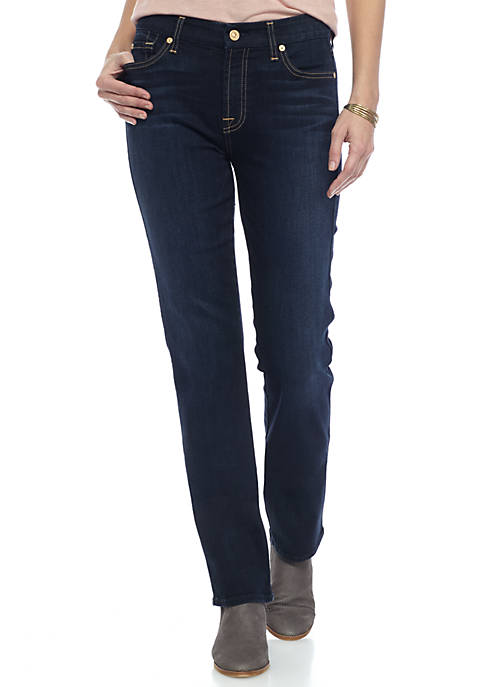 7 For All Mankind® Kimmie Straight Leg Jeans