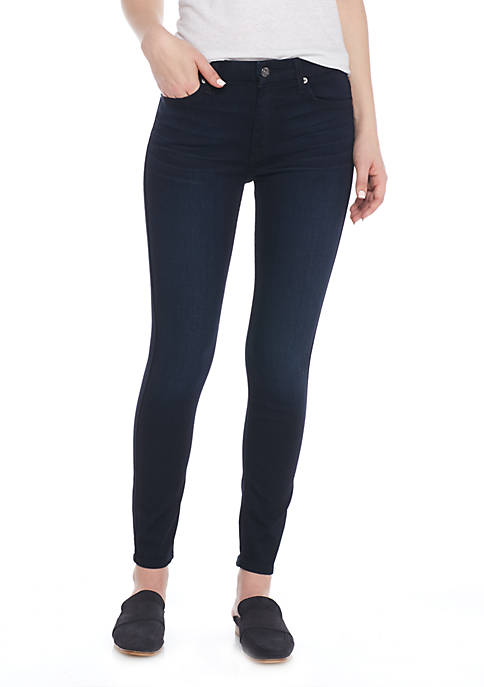 7 For All Mankind® High Waist Ankle Skinny