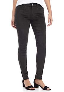 Ankle Skinny Velvet Jeans