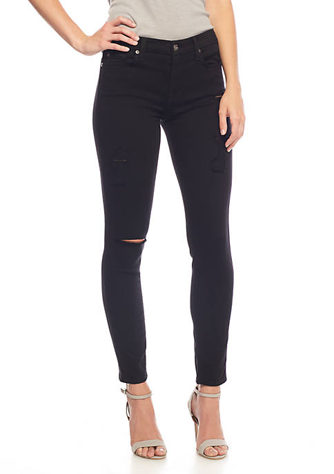 7 For All Mankind® Bair Skinny Jeans