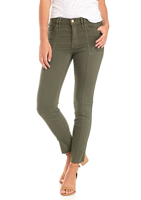 7 For All Mankind® Roxanne Ankle Panel Seam