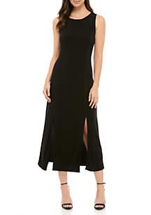 Grace Elements Sleeveless Maxi Dress