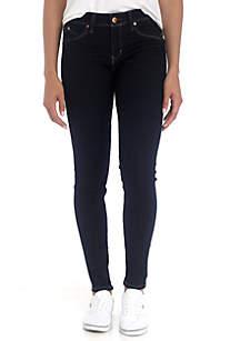 Wannabettabutt Mid Rise Super Soft Jeans