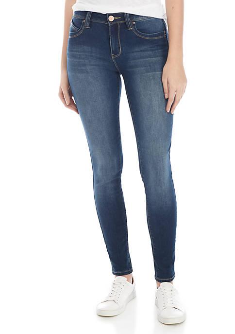 New Fit Wanna Betta Butt Mid Rise Jeans