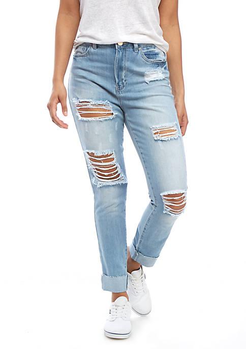 Dream Wide Cuff Jeans
