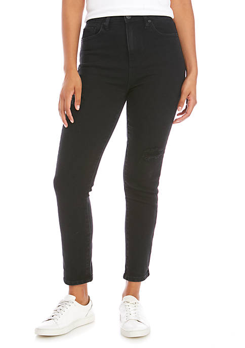 Juniors High Rise Ankle Dream Jeans