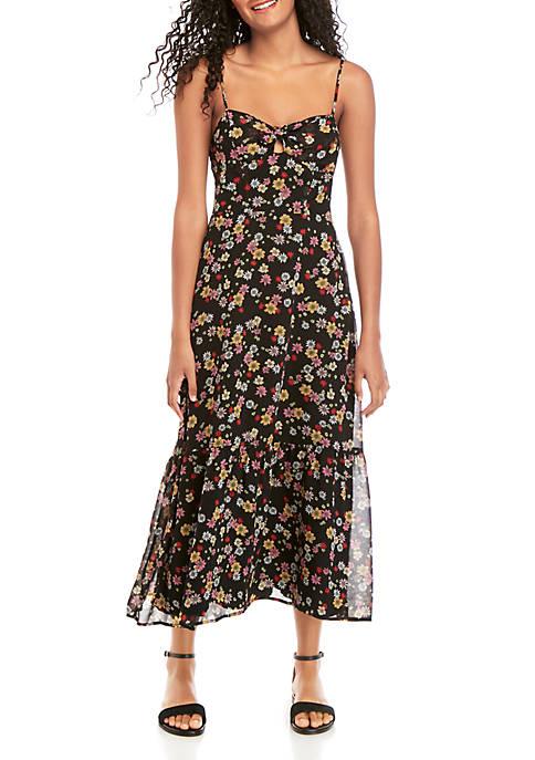 BB Dakota Daisy Midi Dress