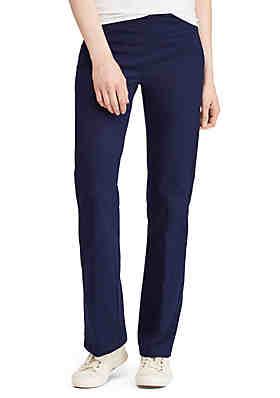 c22bf73c562 Lauren Ralph Lauren Jersey Straight Pant ...