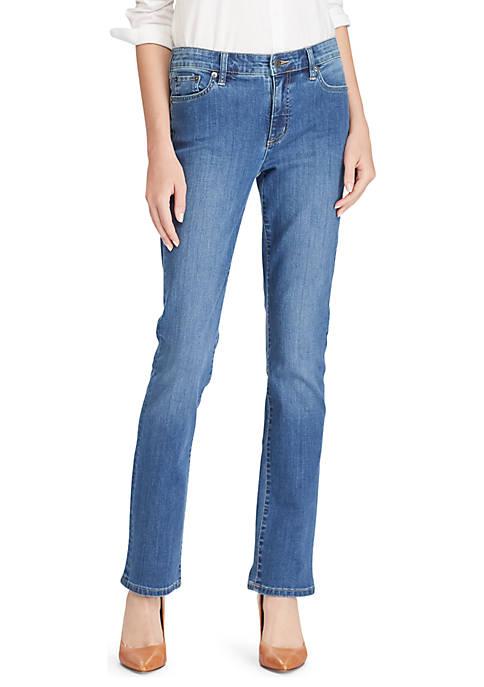 Lauren Ralph Lauren Premier Slim Straight Jean