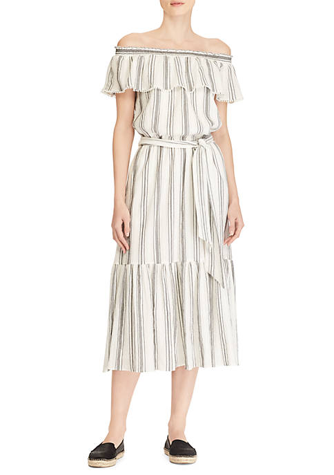 Lauren Ralph Lauren Beach-Inspired Maxi Dress