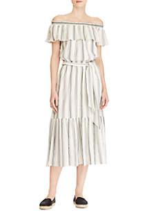 Beach-Inspired Maxi Dress
