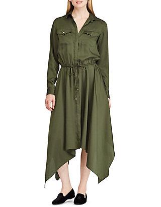 03ba57978ba Lauren Ralph Lauren. Lauren Ralph Lauren Twill Shirt-Dress