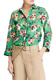 Three-Quarter Sleeve Shirt