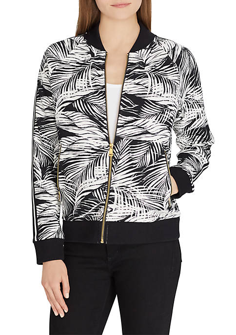 Lauren Ralph Lauren Macayla French Terry Jacket