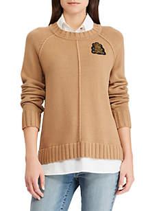 Long Sleeve Gristin Sweater