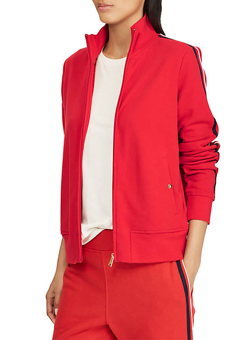 Lauren Ralph Lauren French Terry Track Jacket