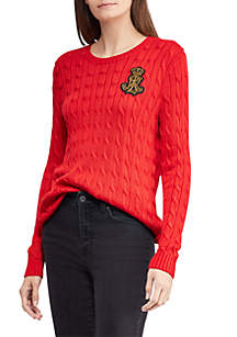 Crest Cable Sweater