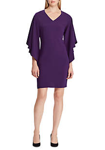 Arieana Long Sleeve Casual Dress