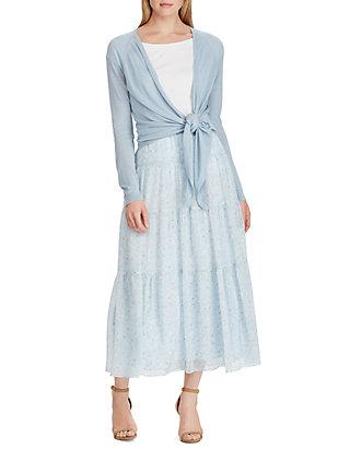 a684e0b987 Lauren Ralph Lauren Floral Georgette Peasant Skirt   belk