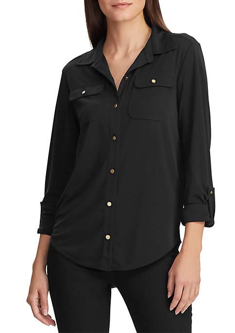 Lauren Ralph Lauren Binky Knit Shirt