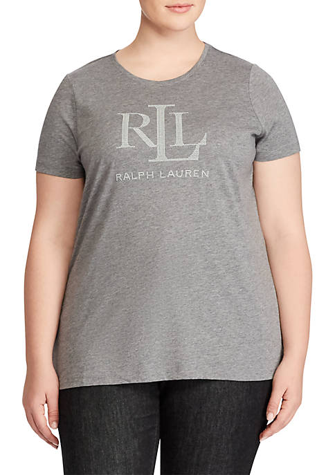 Lauren Ralph Lauren Plus Size Katlin Top