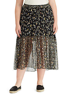 Plus Size Arenza Skirt
