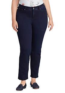 Plus Size Premier Straight Jean