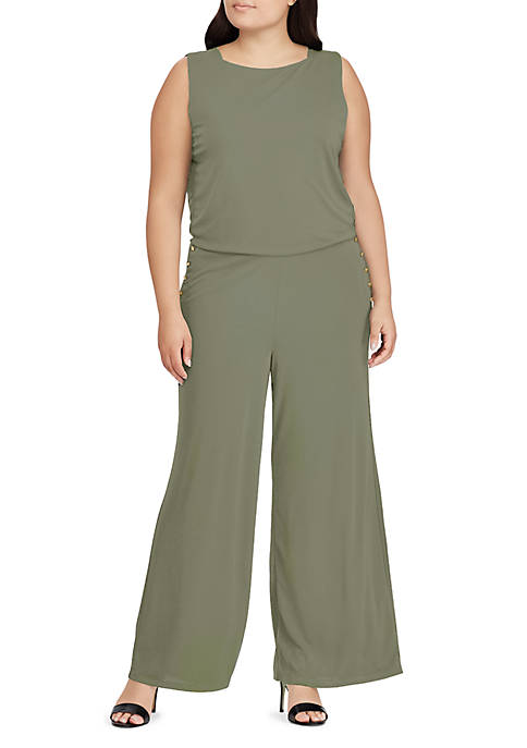 Lauren Ralph Lauren Plus Size Parthenia Jumpsuit