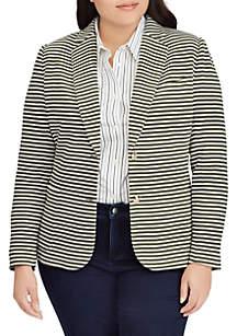 Plus Size Ronisha Cotton Jacket